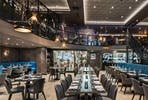 Three Course Dinner with Prosecco for Two at M Restaurants, London