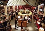 Three Course Sunday Lunch with Champagne and Live Music for Two at Quaglino's, Mayfair
