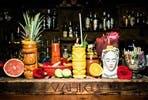 Tiki Cocktail Masterclass and Sliders for Two at Mahiki, Mayfair