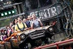 Visit to Alton Towers for Two Adults - Peak
