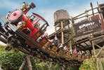 Visit to Alton Towers for Two Adults and One Child - Peak