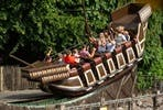 Visit to Alton Towers for Two Adults and Two Children - Peak