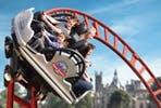 Visit to Alton Towers for Two Adults and One Child - Off Peak