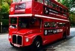 Visit to Edinburgh Castle and Vintage Bus Sparkling Afternoon Tea Tour for Two