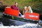 Visit to THORPE PARK Resort