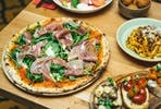 West End Theatre Show with Pizza and Prosecco for Two