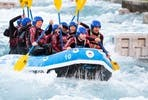 White Water Rafting Experience at Lee Valley